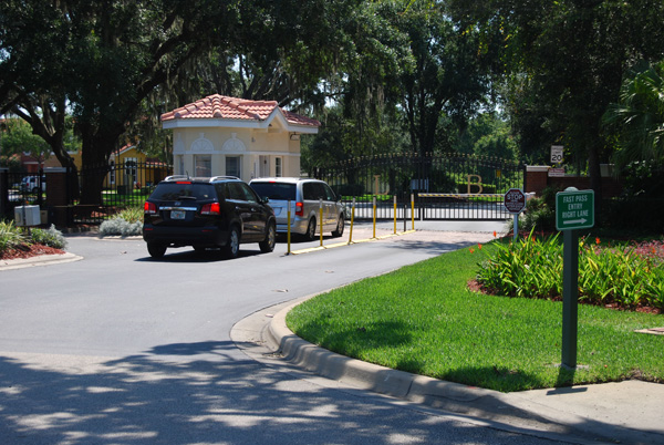 Gated Community24 hour Security access